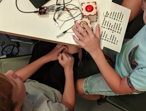 Morsen mit dem Microbit – Workshop im Museum